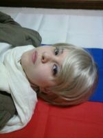 APH: Russian Flag by BooterflyDreamer