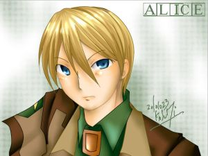 ALICE from KETSUI
