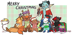 MERRY CHRISTMAS ALL by Star-Swirls
