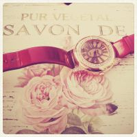 Vintage Time by TurquoiseGrrrl