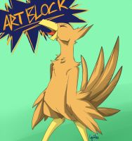Artblock-CAW by cquiles