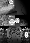 Hes coming... by Voxollous