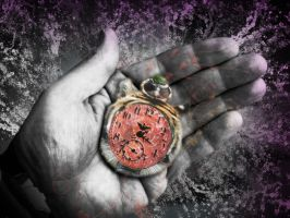 In the name of time by Andreanh