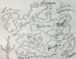 Map of Cale Spera - Draft I by Dunn95