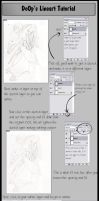 Lineart Tutorial by DoOp