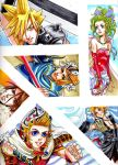 Dissidia -- Heroes 1 by The-Z