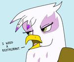 Gilda Needs A Restaurant by Akriloth2160