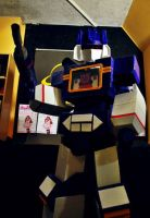 Soundwave from TF G1 by sedra60