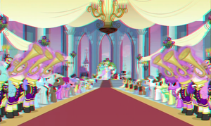 The Wedding Reception - 3D by ikillyou121