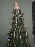Family Christmas Tree by Caedy