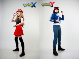 Pokemon X / Pokemon Y - Teaser by KyoudaiCosband