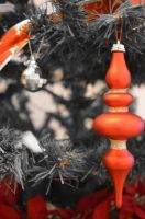 Red Christmas Ornament by tangeloskye