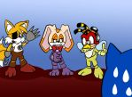 Five Nights At Sonic by Pembroke
