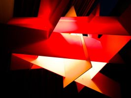 Red lamp by techouse