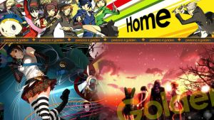 PS Vita Wallpaper - Persona 4 (Home Screen) by BlizzardRemix