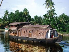 Alappuzha - Venice of the East by Jac888