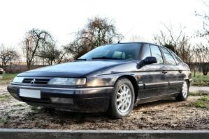 Citroen XM by Abrimaal