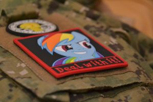 Rainbow Dash Patch By Furrykeks-d53ttpj by CharlestheComicArtis