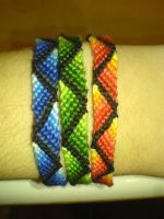 Friendship Bracelets2 by alex-tema