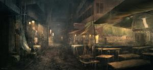 The alley shops by korbox