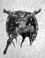 Batman by jonathan-hillmer