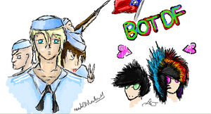 iScribble with Nadine by AJ-Shep