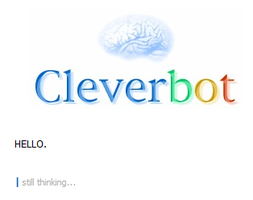 Adventures with CleverBot 1 by FlareTheCon