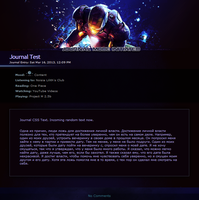 Iron Man Journal by ChaserTech