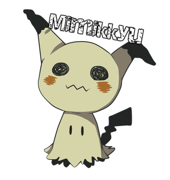 Pokemon Mimikkyu by Grumpythesheep