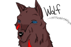 -Wolf- request 2 by TheForgottenWolf
