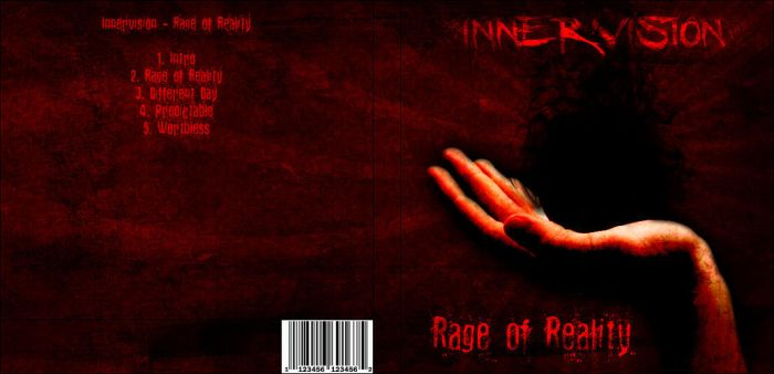 Innervision - Rage of Reality by Naddar