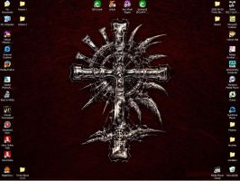 Trinity Blood Desktop by kaitsurino