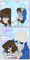 SecuriTale: The Unintended Date 2: p13 by tekitourabbit