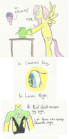 Ask Green Lantern Fluttershy 5- Part 2 by The-rogue-shadow
