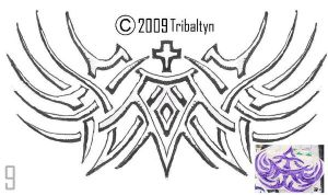 9. Tribal: Citizen Crowned by tribaltyn