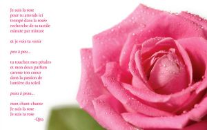Je suis la rose by Themoonofmyheart