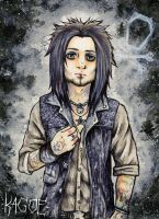 THE DEFILED: Stitch D by Kagoe