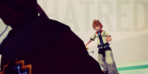 [100 Themes Challenge] - #6 Hatred by Kingdom-Hearts-Realm