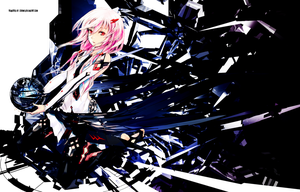 Guilty crown render by Cuuma