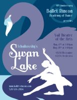 Swan Lake Flyer by SaraChristensen