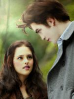 Edward and Bella by Pinkeyelinerr