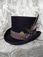 Steampunk top hat PCSH7 by JanuaryGuest
