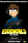 Eddsworld: The Movie - Character Poster #5 (Paul) by SuperSmash3DS