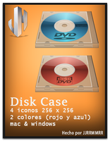 disk case perspectiva by jjrrmmrr
