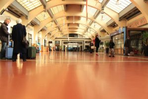 Wellington Concourse by agreenbattery