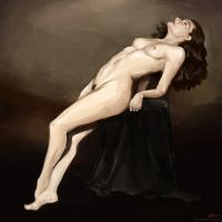 Classical Nude by zacharyknoles