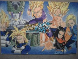 Dragon Ball Z Kai by android17lover