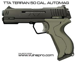 TTA 50. cal Automag by VulnePro