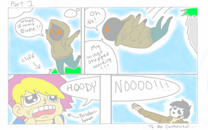 HOODY YOU ARE NOT A BIRD by DeadPeopleDying