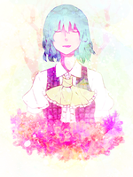 nothing, but flowers. by fuguu